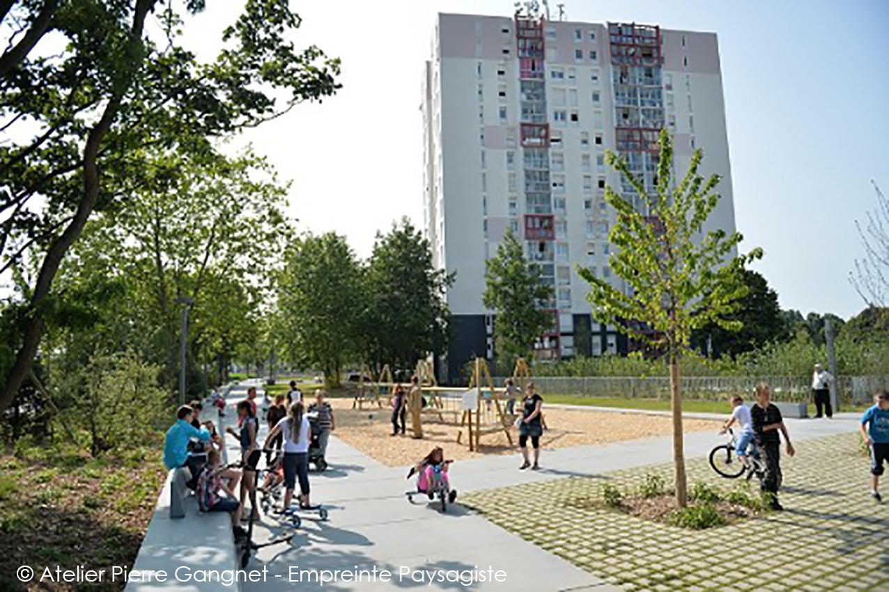 R novation urbaine des quartiers sud de lille secteur for Garage lille sud