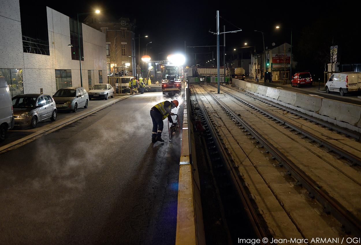 travaux tram bordeaux